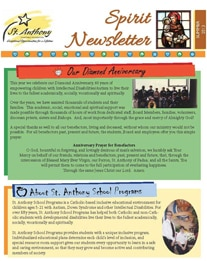 volume 1 newsletters