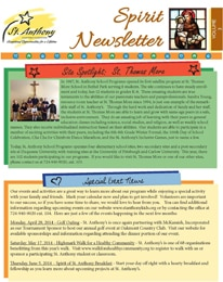 volume 3 newsletters