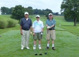St. Anthony's Golf; scholarship golf outing