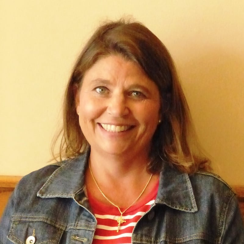 Kelly Mansfield, Paraprofessional at Blessed Trinity Academy